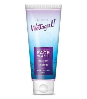 Layer'r Wottagirl Moisturizing Face Wash