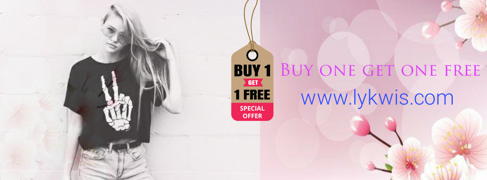 Buy one get one free!!!